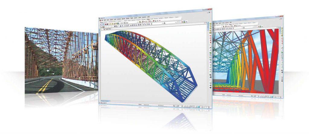 نرم افزار های طراحی سازه