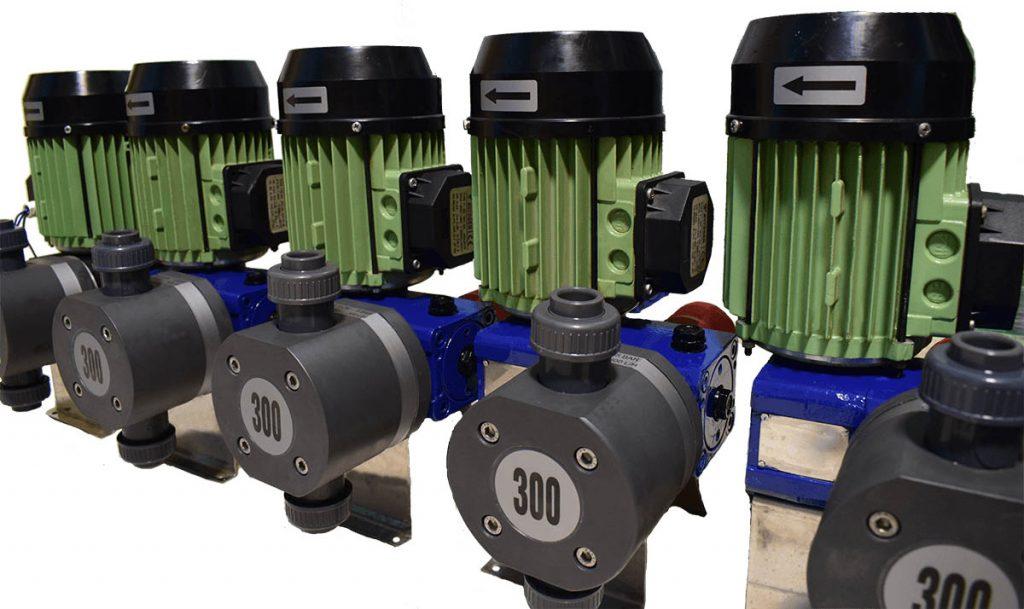Metering Pump Dosing Pump پمپ تزریق دوزینگ پمپ